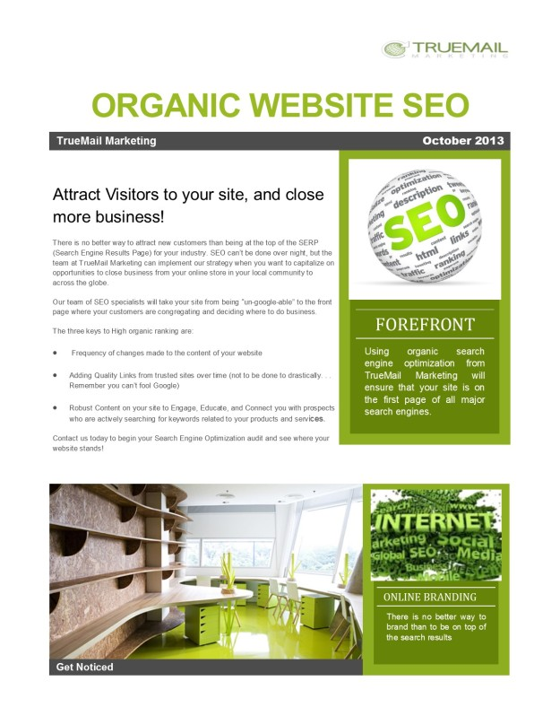 How is your websites' organic ranking?