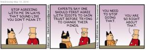 Daily Dilbert 5-13-15
