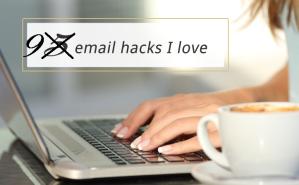 9 email hacks